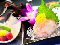 【じゃらん夏SALE】【料理長の厳選食材が光る匠の逸品】★豪華食材★伊勢海老プラン♪熊本の海の幸を召上れ
