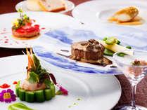 ワンランク上の夕食「富士屋浪漫」3月~5月のメニュー