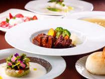 料理長おすすめディナー「セゾン」3月~5月のメニュー