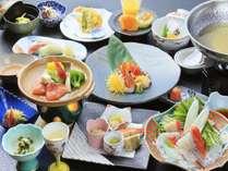 折角の旅行なんで、料理を楽しみたい・・という方に一押し【板長おすすめ会席】例