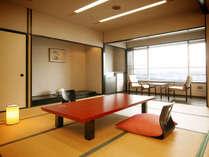 【和室/一例】和室10~12.5畳と広々とした客室。