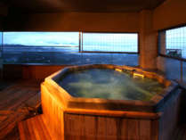 【白玉の湯/露天】赤城山から谷川連峰まで見渡せる「パノラマ露天風呂」は最高♪