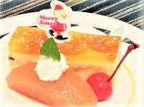 【12/23~25】大好きな人と一緒のクリスマス★♪スパークリングワイン×特製デザート×イルミ <会場食>