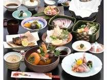 【じゃらん限定】今も残る伝統料亭「酔月」で食べる和食懐石コース付きプラン【1泊2食付き】