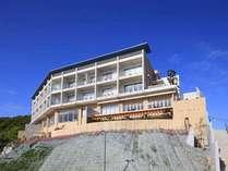 瀬戸内海の真ん中の弓削島に位置するリゾートホテルFESPA☆