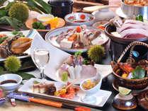 ■夕食/秋のゆめ島 基本会席■(一例)