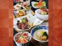 【日本料理堪能プラン】◆和懐石&朝食バイキング【1泊2食天然温泉付】