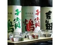 ◆【千歳鶴ミュージアム】では金賞受賞酒蔵の日本酒が買えます。