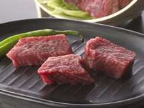 【別注料理】松阪牛の鉄板焼