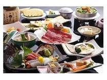 秋冬の夕食イメージ、味覚満載!?