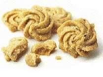 松阪牛フレーク入りクッキーでワンちゃんも大喜び♪してくれるかな?
