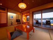 【静の海】露天風呂付特別室
