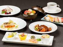 【プリフィックス】お好きな料理をチョイス!プリフィックスディナー(イメージ)