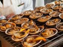 伊良湖岬名物「大あさり」も食べ放題の夕食旬菜バイキング