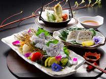 期間限定の太刀魚料理