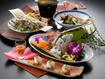 桜鯛料理 煮魚