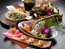 桜鯛料理 焼魚