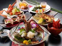 伊勢海老料理をお値打ちに楽しめる♪ 伊勢海老会席。
