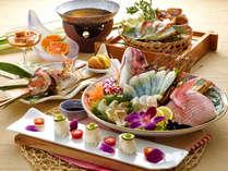 春の訪れを告げる天然桜鯛料理