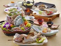伊良湖港で水揚げされた天然桜鯛料理に舌鼓