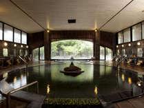 大浴場(石の湯)