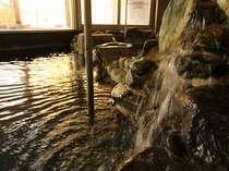 疲労回復、神経痛などに効果的。内湯にはバイブラバスもご用意しております。