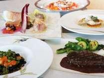 季節の食材を楽しめるおススメのイタリアンフルコース~円舞曲(ワルツ)