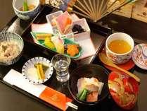 お正月だけの特別メニュー~祝朝食(和食御膳)※イメージ