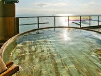 ■雲上露天風呂~伏見の湯・桧風呂~■ 絶景を眺めながら『湯の贅』をお楽しみください