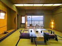 """■標準客室■ 絶景と優しい薫りに包まれる・・・""""ゆったりとしたひととき""""をお愉しみ下さい"""