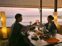 """■料亭 澪標-Miotsukushi-■ ご夕食は気兼ねの要らない個室風料亭で""""ゆっくりと♪"""""""