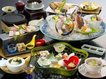 浮舟の膳<季節により料理内容や器が異なります>