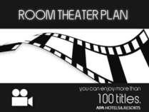 【VOD+朝食付】100タイトル以上の映画やドラマが見放題!朝食付き♪【2名様利用】
