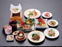 バストイレ付洋室1泊2食付夕食【和洋食】プラン