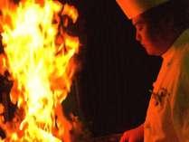 【炎の料理人】中国料理長 柴崎裕司 ◆伝統の味に独自の五味を調和させる◆