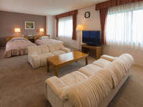 【ランクアップ】11階岩手山側確約!和洋スイートルームで八幡平をのんびり過ごそう♪朝食付