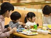 家族で楽しく!(夕食会場イメージ)