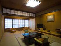 客室「白馬」踏み込み+10畳平成30年2月リニューアル