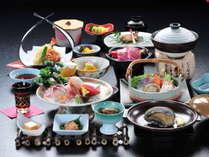 〈広間食〉人気のコラボ!!冬の味覚とアドベンチャーのセット プラン