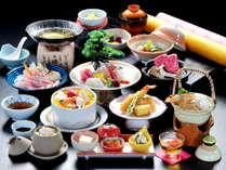 【広間食】人気のプラン 秋の味覚とアドベンチャーのセットプラン