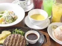 ■レストラン『デニーズ』ご夕食例