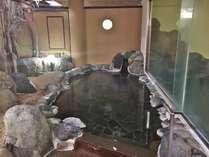 風雅の湯露天風呂