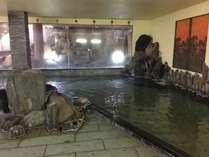 風雅の湯内風呂
