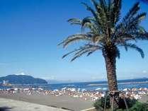 【オレンジビーチ】当館から徒歩10分の距離です!