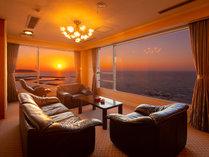 ◆絶景!日本海を一望!特別室◆広々快適 海を眺めながらお話もはずみそう♪
