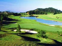 【期間限定】ゴルフプレーと温泉を満喫!車で20分の和木ゴルフプレー付きプラン