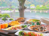 ■一泊朝食プラン■≪5月リニューアル!≫ 多彩なメニューを満足するまで堪能できる『朝食バイキング』