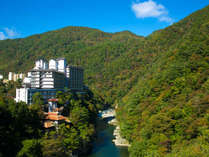 絶景露天風呂と美食懐石が自慢の老舗旅館 会津芦ノ牧温泉 大川荘