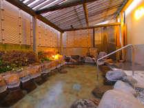 露天風呂 月宵の湯