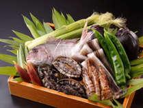 【開業15周年記念 第3弾】黒アワビと夏の魚介と京野菜のコース